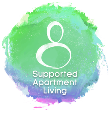 Supported apartment living